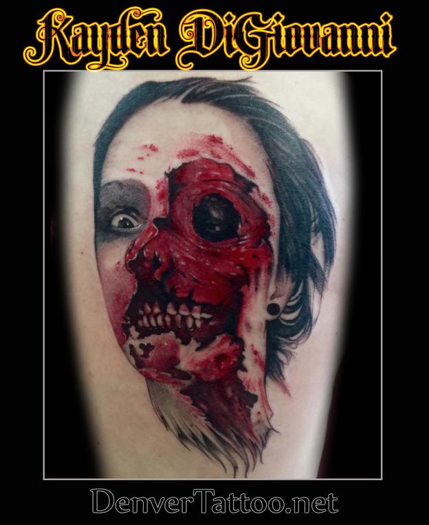 tattoo tribal co denver Colorado. in Denver Tattoos